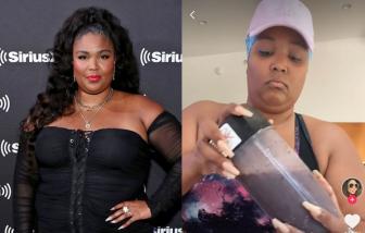 Bí quyết của sao: Nàng béo Lizzo ăn chay trường để giảm cân