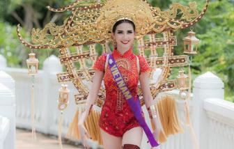 """Áo dài Việt trên đấu trường nhan sắc: Có thấy """"tâm hồn quê hương""""?"""