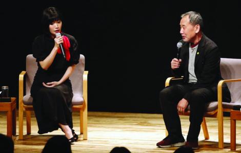 """Tác giả Mieko Kawakami - """"Phụ nữ đã thôi im lặng chịu đựng!"""""""
