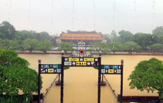 Di sản Huế ra sao trước bão, lụt?