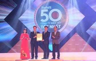 Tạp chí Forbes vinh danh HDBank trong Top 50 công ty niêm yết tốt nhất năm 2020