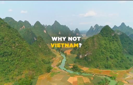 """CNN phát thông điệp: """"Khi bạn sẵn sàng du lịch trở lại, tại sao không phải là Việt Nam?"""""""