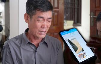 Dòng tin nhắn cuối cùng của đại úy trẻ hy sinh tại Rào Trăng 3 gửi cha