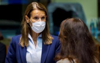 Nữ Ngoại trưởng Bỉ phải nhập viện chăm sóc đặc biệt vì nhiễm COVID -19