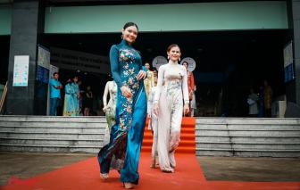 """""""Tôi yêu áo dài Việt Nam"""": Truyền cảm hứng về nét đẹp văn hóa Việt"""