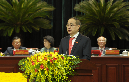Bí thư Nguyễn Thiện Nhân tiếp tục theo dõi, chỉ đạo Đảng bộ TPHCM đến hết Đại hội XIII của Đảng