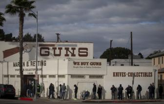 Hàng trăm ngàn người dân California mua súng kể từ đầu mùa đại dịch