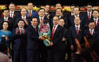 Bế mạc Đại hội Đại biểu Đảng bộ TPHCM lần thứ XI: Mở ra một giai đoạn phát triển mới