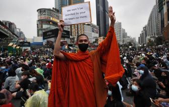 Biểu tình ở Thái Lan lan rộng khắp nước, Thủ tướng Prayuth Chan-ocha muốn đối thoại