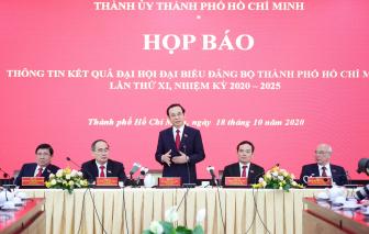 Chủ tịch Nguyễn Thành Phong thông tin về Thủ Thiêm và thành phố Thủ Đức