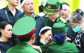 Thương gửi những người mẹ miền Trung