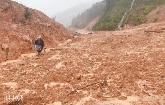 Quảng Trị: Thượng úy công an tử nạn trên đường đi tìm các nạn nhân mất tích