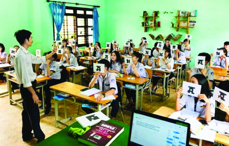 Ngôi trường 4.0 trên đảo xa