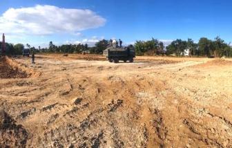 Ninh Thuận cảnh báo tình trạng gom đất nông nghiệp phân lô bán tràn lan