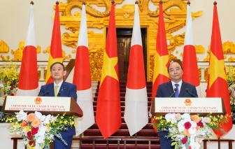 Thủ tướng Nhật Bản và lý do chọn Việt Nam là nước công du đầu tiên