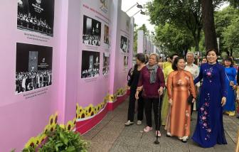 """Hội LHPN Phụ nữ và """"Những dấu ấn vàng son"""""""