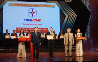Tổng công ty Điện lực TP.HCM đạt danh hiệu Doanh nghiệp chuyển đổi số xuất sắc - VDA 2020