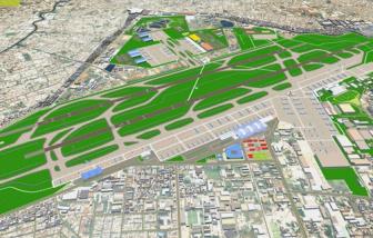 TPHCM kiến nghị Bộ Quốc phòng sớm giao đất để làm đường nối phục vụ nhà ga T3 sân bay Tân Sơn Nhất
