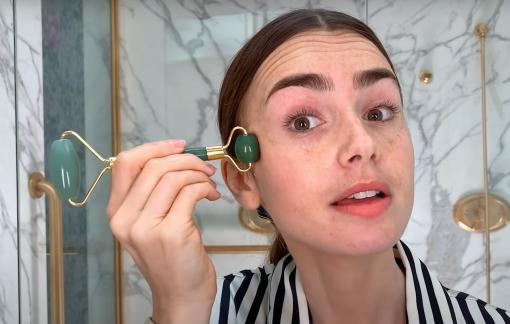 """Clip: """"Emily Cooper"""" hướng dẫn chăm sóc da trước khi trang điểm"""