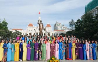 90 năm xây dựng và phát triển, đoàn kết và tập hợp rộng rãi các tầng lớp phụ nữ