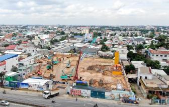 Lực đẩy hạ tầng khiến giá bất động sản Thành phố Thủ Đức tăng mạnh