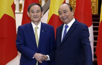 Việt Nam - Nhật Bản công bố 12 thỏa thuận và biên bản ghi nhớ trị giá 3,7 tỉ USD