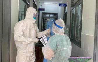 Tối 24/10, 12 người mắc COVID-19 từ 4 chuyến bay về Việt Nam