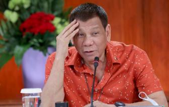 Tổng thống Philippines nhận trách nhiệm về các vụ giết người liên quan đến ma túy
