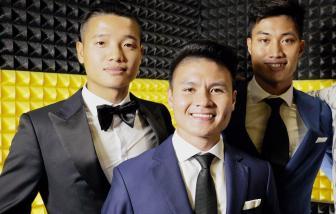 Quang Hải, Đoàn Văn Hậu... hát động viên người dân miền Trung