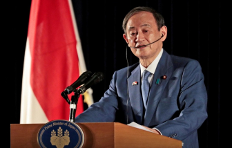 Thủ tướng Nhật Bản phản đối các hành vi gây căng thẳng trên Biển Đông