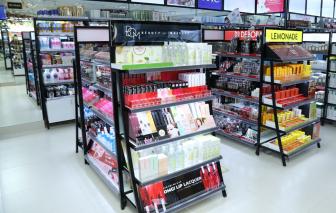AB Beauty World liên tiếp ra mắt siêu thị mỹ phẩm, chi mạnh cho quà tặng khuyến mãi