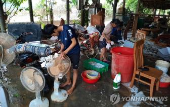 Hàn Quốc viện trợ 300.000 USD cho Việt Nam khắc phục thiệt hại lũ lụt