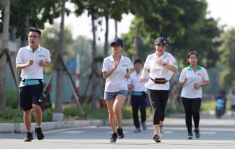Tham gia chạy bộ cộng đồng, NutiMilk đóng góp 1 tỷ đồng cho các tổ chức xã hội