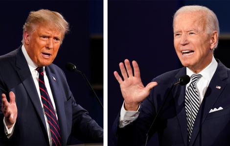 Hai ứng viên Tổng thống Mỹ chuẩn bị gì cho cuộc tranh luận cuối cùng?
