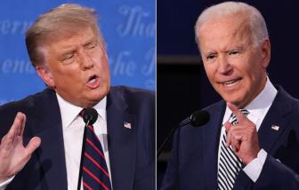 Những thay đổi bất ngờ trước giờ G cuộc tranh luận Tổng thống Mỹ