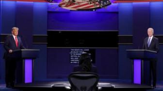 Những điểm nổi bật trong cuộc tranh luận Tổng thống Mỹ cuối cùng