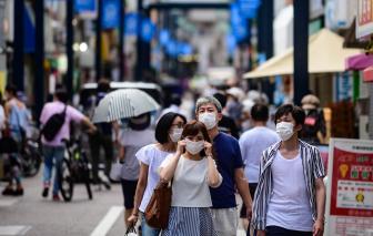 Nhật Bản bù đắp 95,5 tỷ USD vì dịch COVID-19, hoãn quyết định xả nước thải nhiễm xạ ra biển