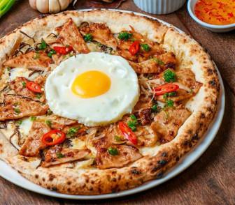 Những dòng pizza chỉ có ở Việt Nam