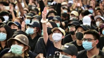 Biểu tình ở Thái Lan và việc không lùi bước của người trẻ