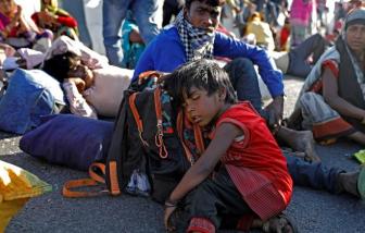 Đại dịch COVID-19 đẩy Ấn Độ vào cuộc khủng hoảng nạn buôn bán trẻ em
