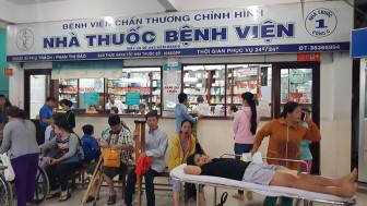 Dự án Bệnh viện Chấn thương Chỉnh hình TP.HCM vẫn dậm chân tại chỗ