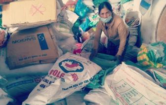 Chợ Đông Hà, Quảng Trị: gần 20 tấn gạo bị hư hỏng vì ngập nước