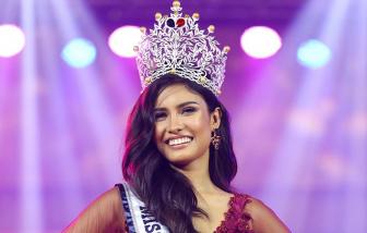 """""""Hoa hậu Hoàn vũ Philippines 2020"""" và câu hỏi đắt giá cho nhan sắc Việt"""