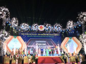 Khai mạc Tuần lễ Văn hóa, Du lịch Trà Vinh 2020