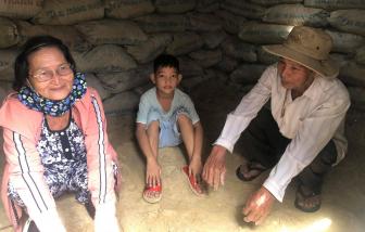 Cận cảnh căn hầm tránh bão của người dân ven biển Quảng Nam
