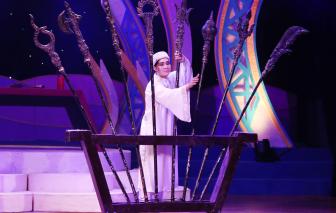 Sôi nổi tranh tài đêm khai mạc vòng chung kết cuộc thi Trần Hữu Trang 2020