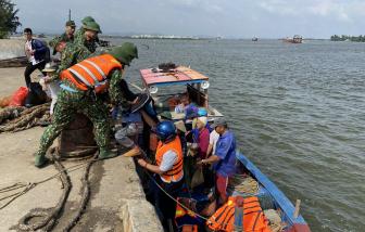 Đà Nẵng yêu cầu người dân rời khỏi khu vực nguy hiểm, ai không chấp hành sẽ bị xử lý hình sự