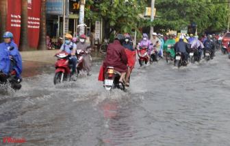 Ảnh hưởng bão số 9, TPHCM sẽ có mưa trên diện rộng