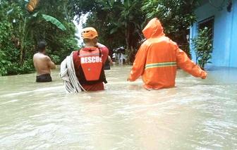 Trước khi vào miền Trung, bão Molave tàn phá khủng khiếp ở Philippines