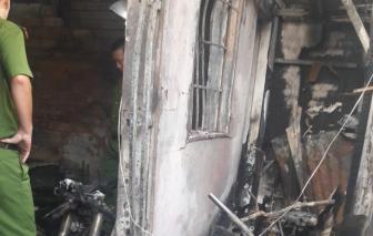 Điều tra vụ người phụ nữ nghi bị sát hại rồi đốt xác trong nhà